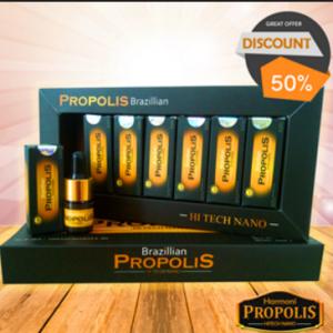brazillian propolis promo