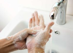 kebersihan tangan