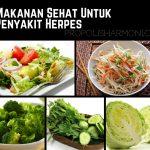 Makanan Sehat Untuk Penyakit Herpes
