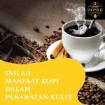 Inilah manfaat kopi dalam perawatan kulit