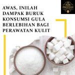 Dampak buruk konsumsi gula belebihan