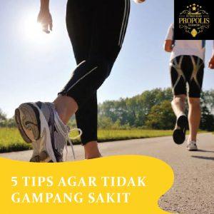 5 TIPS AGAR TIDAK SGAMPANG SAKIT